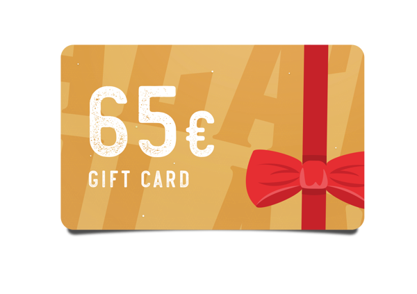 Picture of Gift Card 65 euro