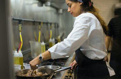Il gender gap in cucina